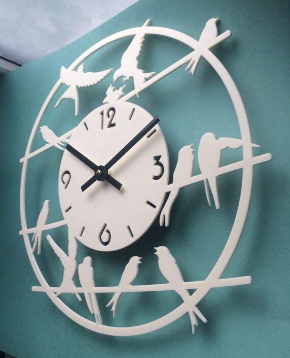 Настенные часы Ласточки