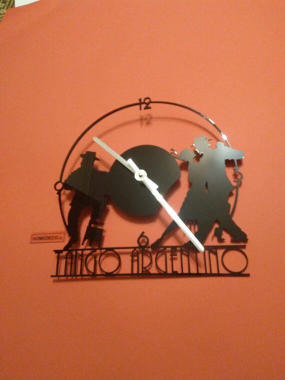 настенные часы Аргентинское танго