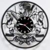 настенные часы barbershop