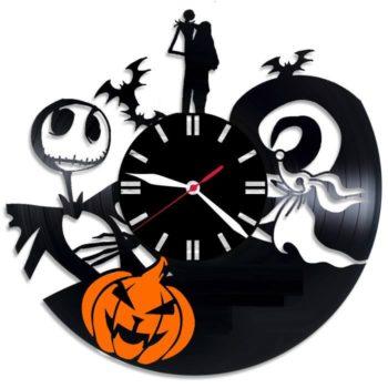 Настенные часы Хэллоуин