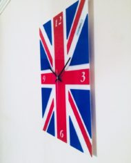 Настенные часы Union Jack