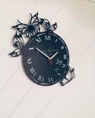 Настенные часы Симфония бабочек